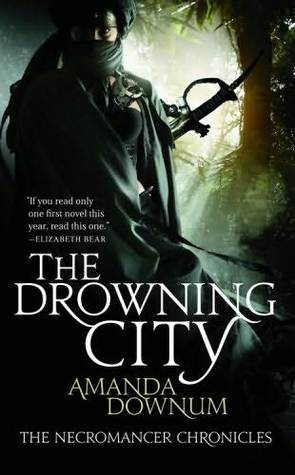 The Drowning City (The Necromancer Chronicles, #1)