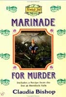 Marinade for Murder (Hemlock Falls Mysteries, #8)