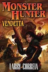 Monster Hunter Vendetta (MHI, #2)