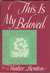 This Is My Beloved by Walter Benton