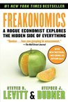 Freakonomics by Steven D. Levitt