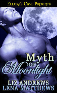 Myth of Moonlight by Liz Andrews