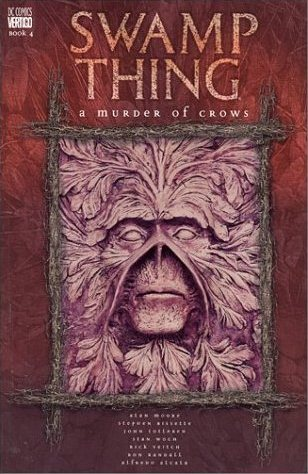 Swamp Thing, Vol. 4 by Alan Moore