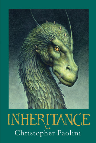 Inheritance: Or the Vault of Souls (Inheritance, #4)