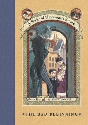 A Series of Unfortunate Events Series Books 1-13 - Lemony Snicket
