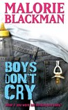 Boys Don't Cry by Malorie Blackman