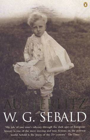 Austerlitz by W.G. Sebald