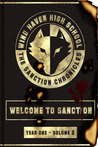 The Sanction Chronicles by Terry Kate, Dylan Stricklan...