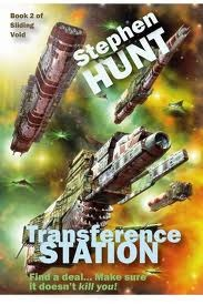 Transference Station by Stephen Hunt