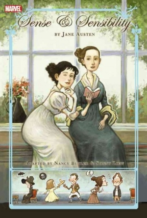 Sense & Sensibility by Nancy Butler