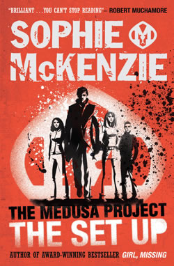 The Set Up (Medusa Project #1)