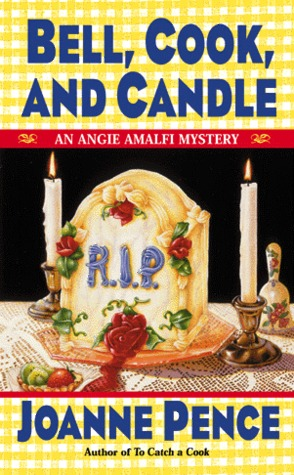Bell, Cook, and Candle (Angie Amalfi #9)