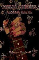Metal Queens: Classic Metal Volume I Number II