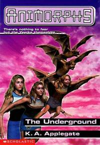 The Underground by Katherine Applegate