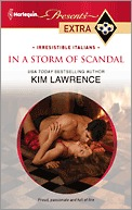 In a Storm of Scandal by Kim Lawrence