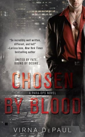 Chosen by Blood by Virna DePaul