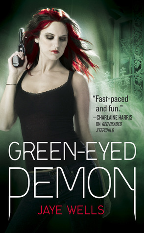 Green-Eyed Demon (Sabina Kane, #3)