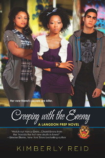 Creeping With the Enemy (Langdon Prep #2)