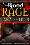 Blood Rage - A Paranormal Romance Novella