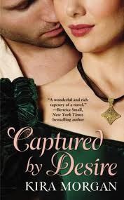 Captured by Desire by Kira Morgan