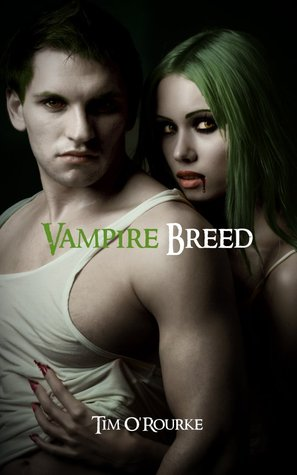 Vampire Breed (Kiera Hudson Series One #4)