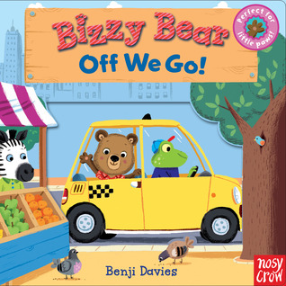 Bizzy Bear: Off We Go!