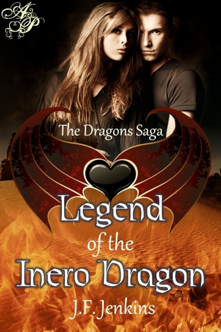 Legend of the Inero Dragon by J.F. Jenkins