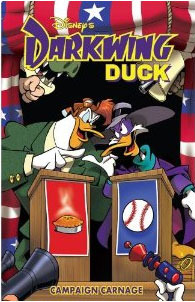 Darkwing Duck Campaign Carnage by Ian Brill