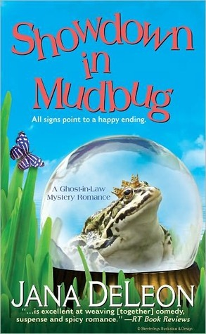Showdown in Mudbug (Ghost-in-Law, #3)