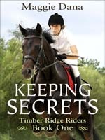 Keeping Secrets by Maggie Dana