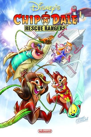 Chip 'N' Dale Rescue Rangers by Ian Brill