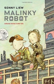 Malinky Robot by Sonny Liew