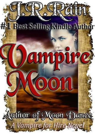 Vampire Moon (Vampire for Hire, #2)