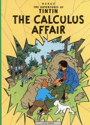 The Calculus Affair by Hergé