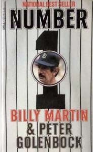 Number 1 by Billy Martin