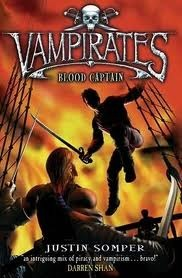 Blood Captain (Vampirates, #3)