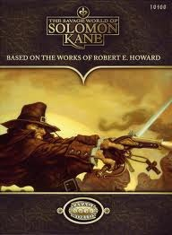 Savage World of Solomon Kane by Pinnacle Entertainment