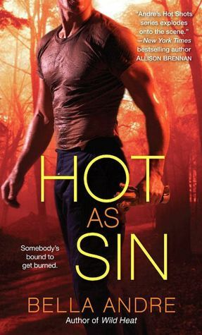 Hot as Sin (Hot Shots: Men of Fire #2)