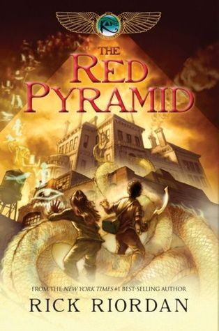 The Red Pyramid Kane Chronicles 1