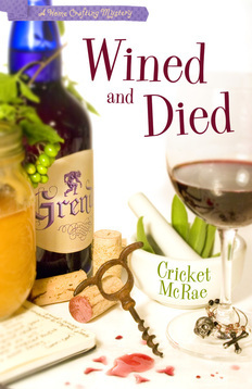 Wined and Died by Cricket McRae