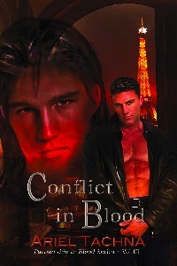 Conflict in Blood by Ariel Tachna