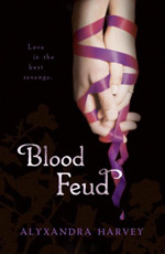 Blood Feud by Alyxandra Harvey