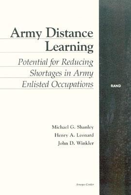 Army Distance Learning: Potential for Reducing Shortages in Army Enlisted Occupations