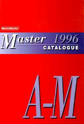 Master Catalogue 1996
