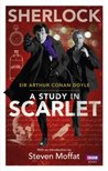 Sherlock: A Study in Scarlet (Sherlock Holmes, #1)