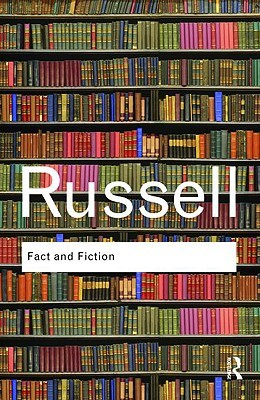 Read Fact and Fiction CHM by Bertrand Russell