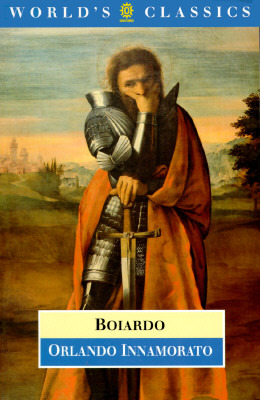 love in ariostos orlando furioso essay Critical essays on some of the poems of orlando furioso it is a continuation of matteo maria boiardo's unfinished romance orlando innamorato (orlando in love.