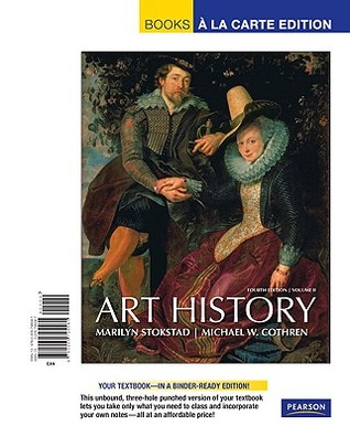 Art History, Volume 2, Books a la Carte Plus Myartslab -- Access Card Package
