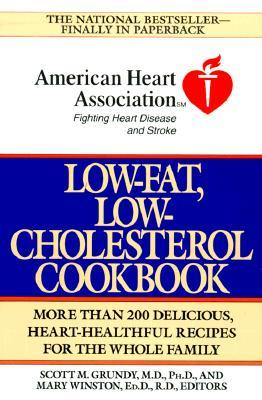 American Heart Association's Low-Fat, Low Cholesterol Cookbook by American Heart Association