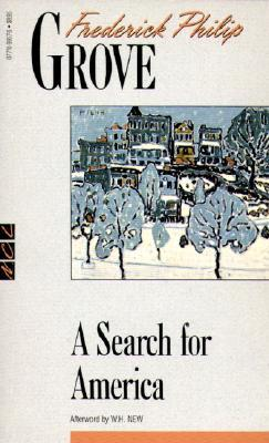 A Search for America: The Odyssey of an Immigrant (New Canadian Library)